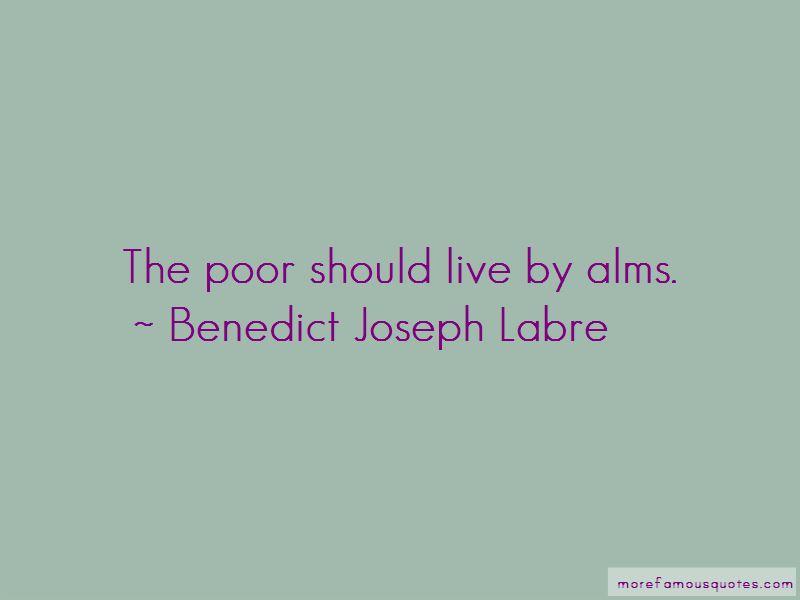 Benedict Joseph Labre Quotes Pictures 4