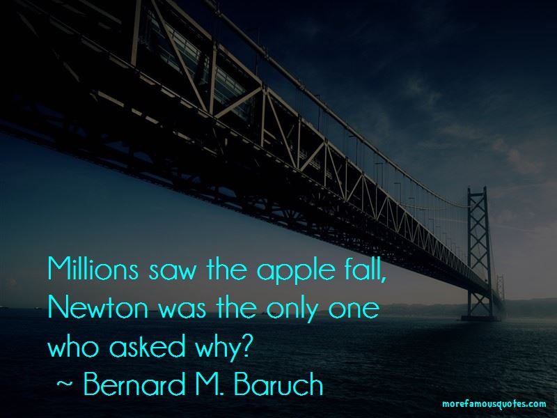 Bernard M. Baruch Quotes Pictures 2