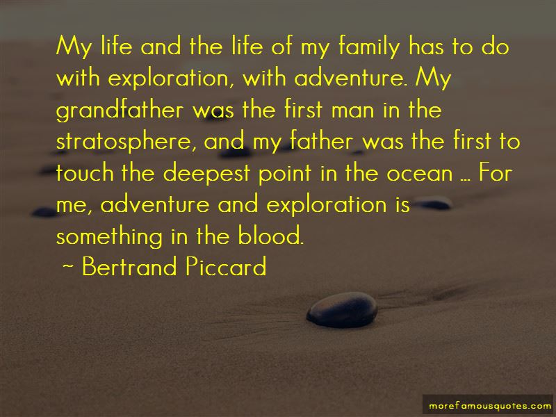 Bertrand Piccard Quotes