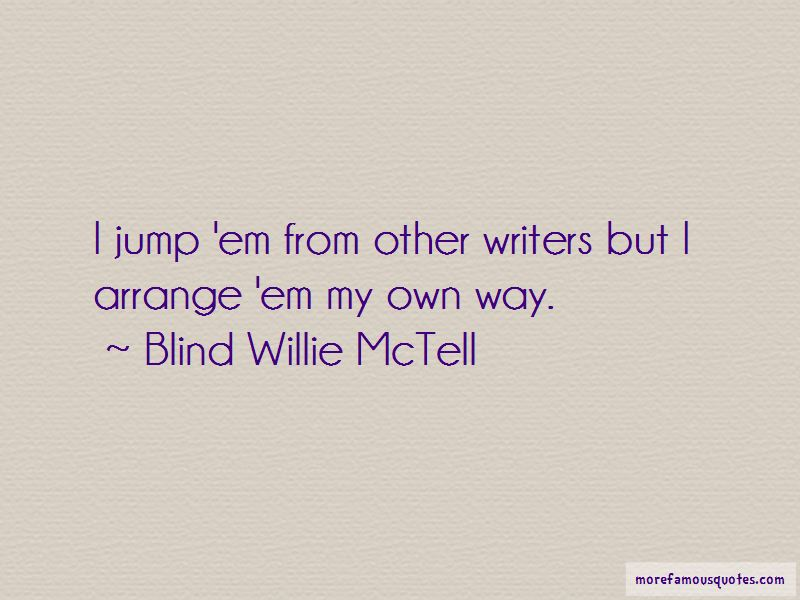 Blind Willie McTell Quotes