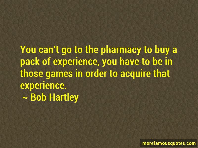 Bob Hartley Quotes
