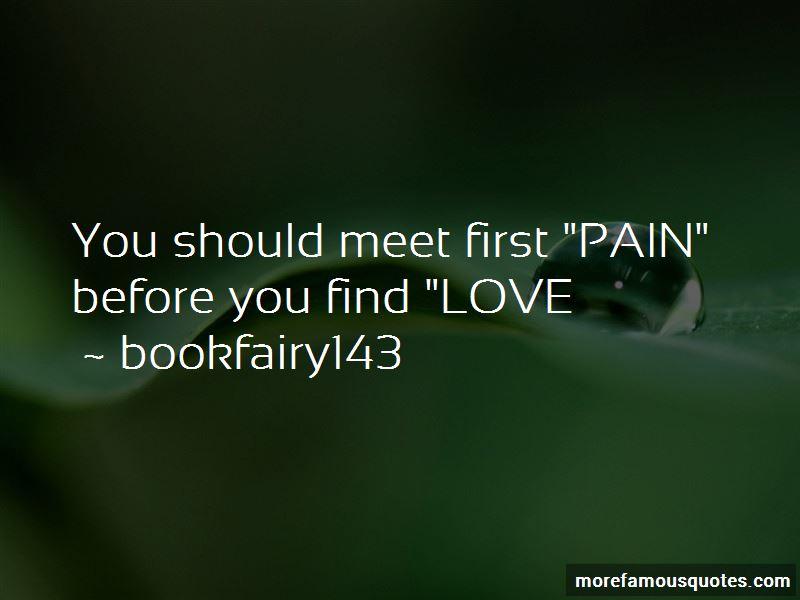 Bookfairy143 Quotes