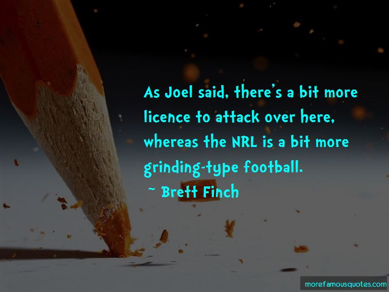 Brett Finch Quotes Pictures 2