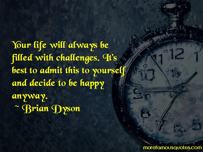 Brian Dyson Quotes Pictures 2