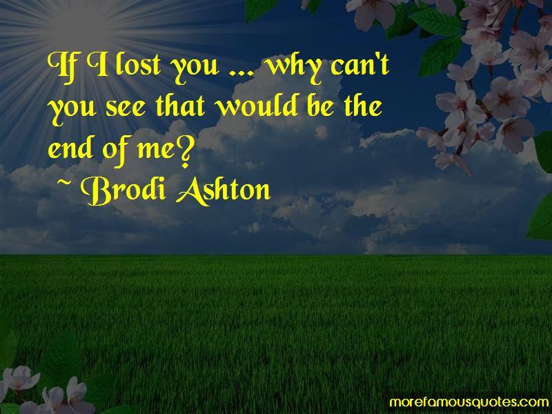 Brodi Ashton Quotes Pictures 4