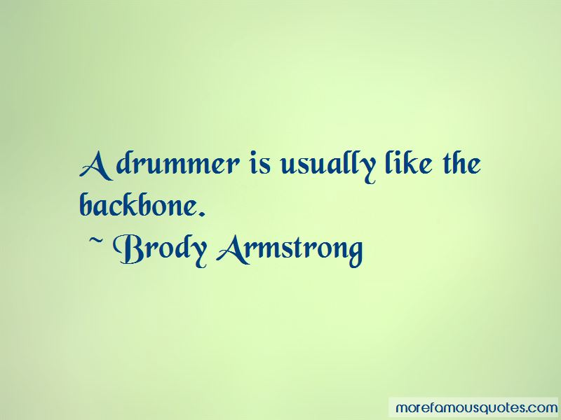 Brody Armstrong Quotes Pictures 4