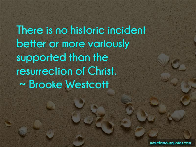 Brooke Westcott Quotes Pictures 2