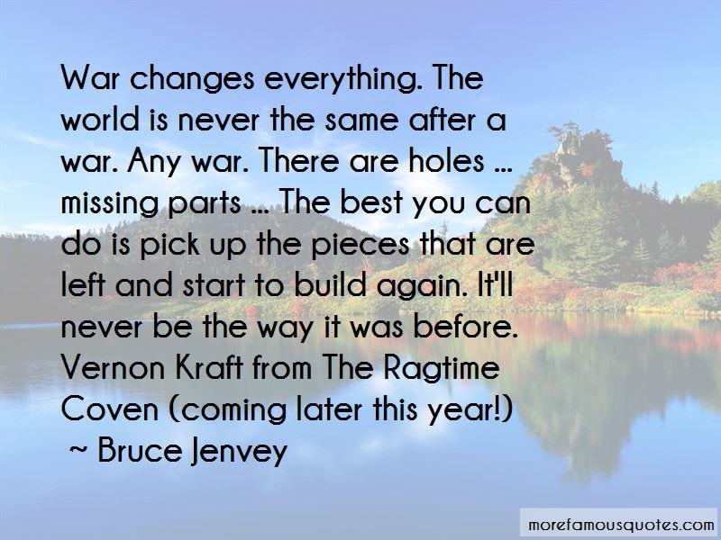 Bruce Jenvey Quotes Pictures 4
