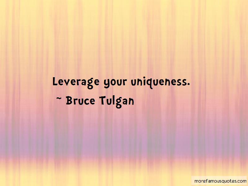 Bruce Tulgan Quotes Pictures 3