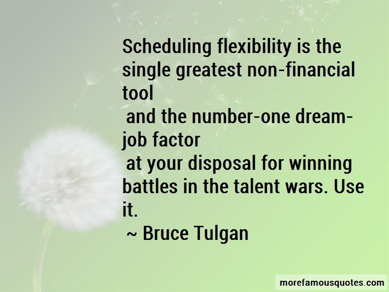 Bruce Tulgan Quotes