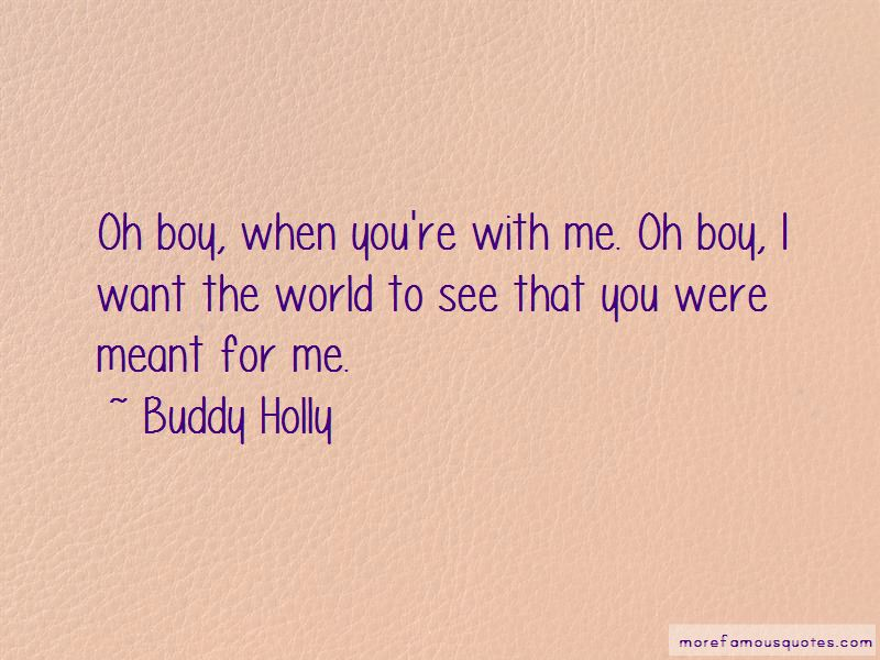 Buddy Holly Quotes Pictures 2