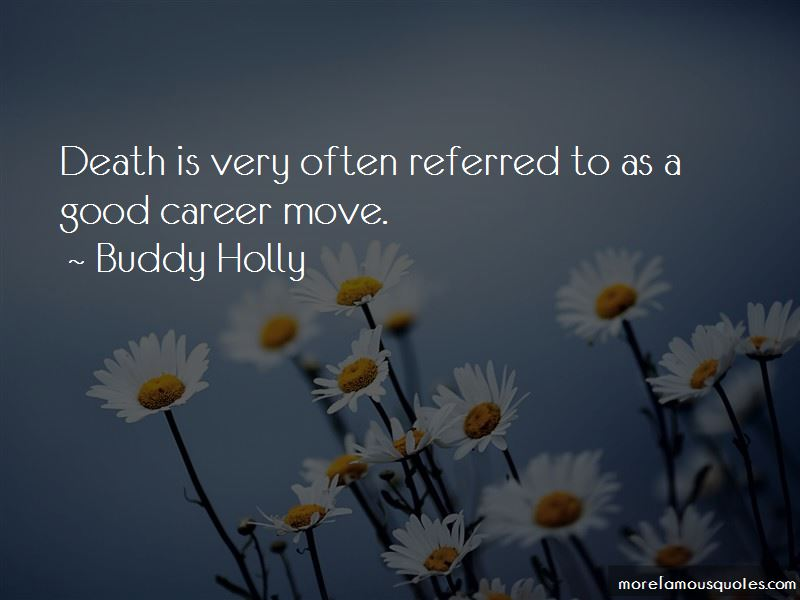Buddy Holly Quotes Pictures 3