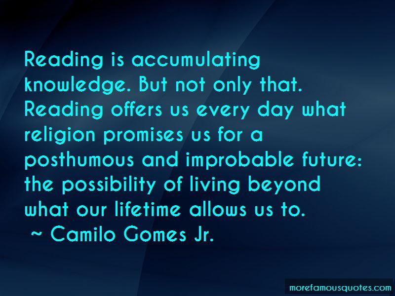 Camilo Gomes Jr. Quotes Pictures 4
