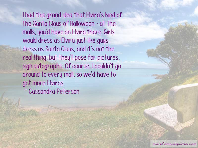 Cassandra Peterson Quotes Pictures 2