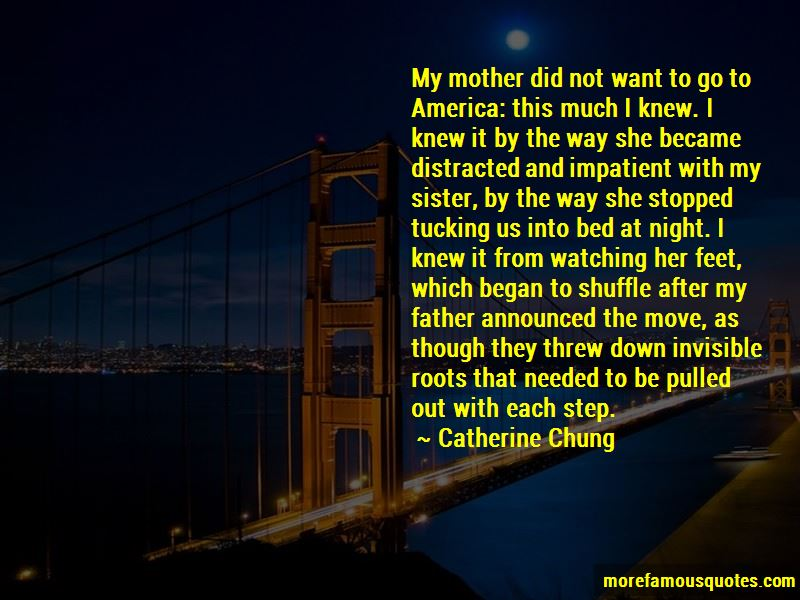 Catherine Chung Quotes