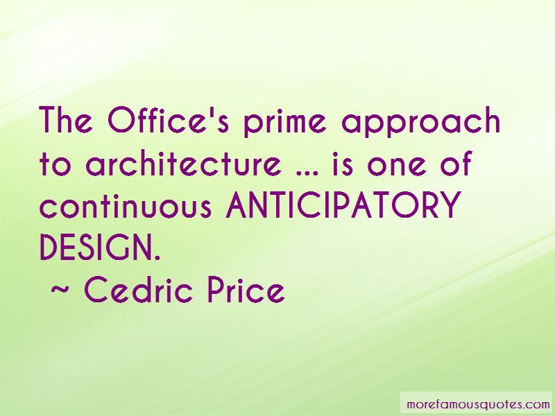 Cedric Price Quotes Pictures 3