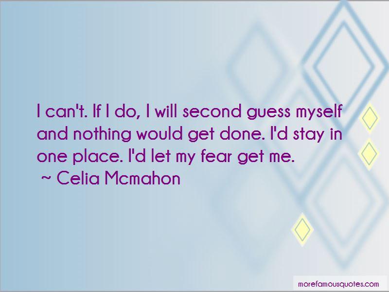 Celia Mcmahon Quotes Pictures 2