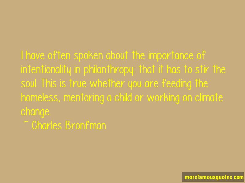 Charles Bronfman Quotes Pictures 4