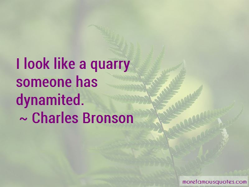 Charles Bronson Quotes Pictures 3
