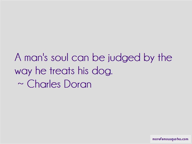 Charles Doran Quotes