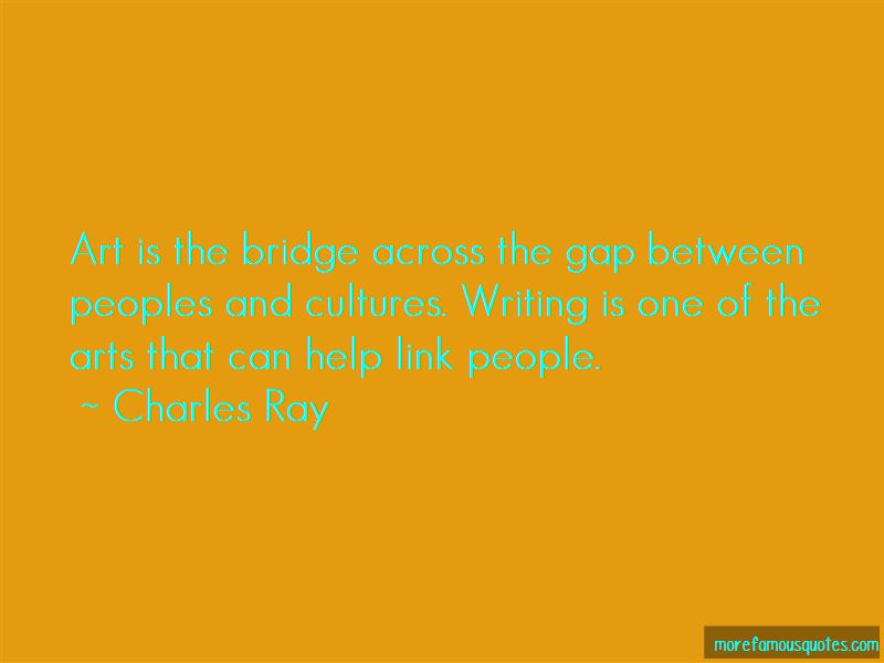 Charles Ray Quotes