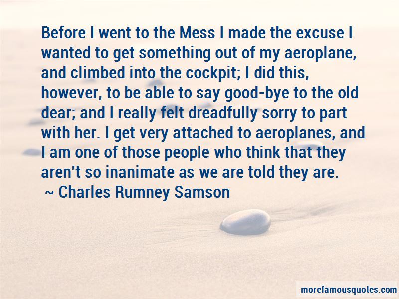 Charles Rumney Samson Quotes Pictures 2
