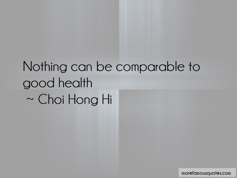 Choi Hong Hi Quotes Pictures 2