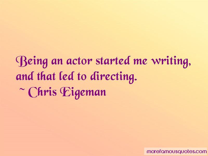 Chris Eigeman Quotes