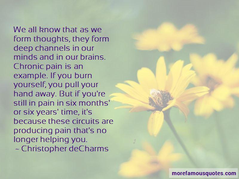 Christopher DeCharms Quotes