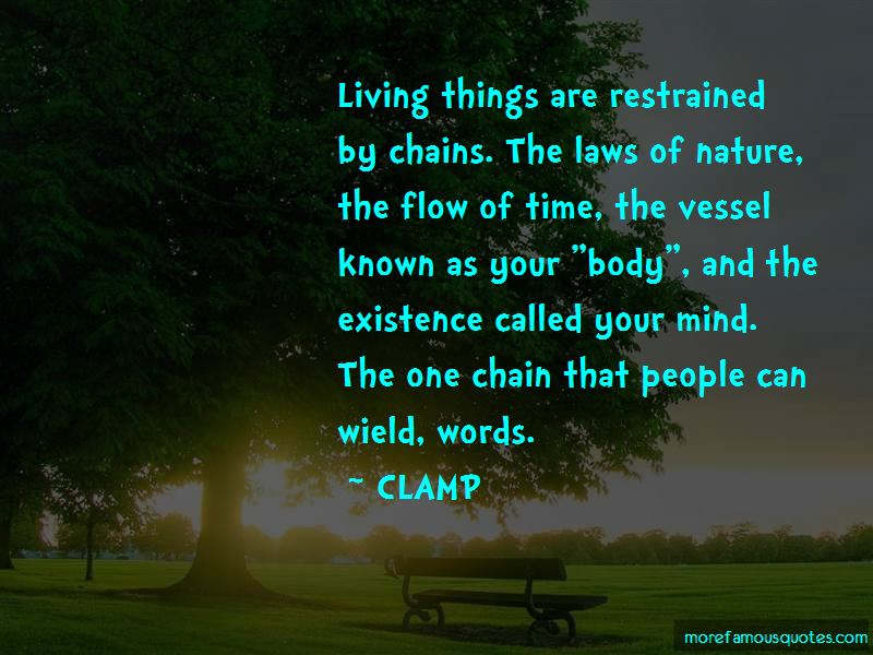 CLAMP Quotes Pictures 3