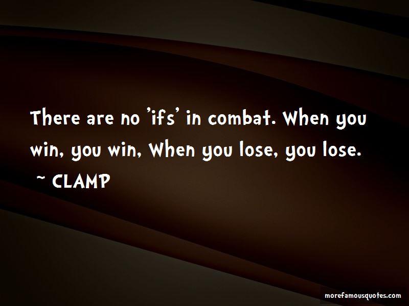 CLAMP Quotes