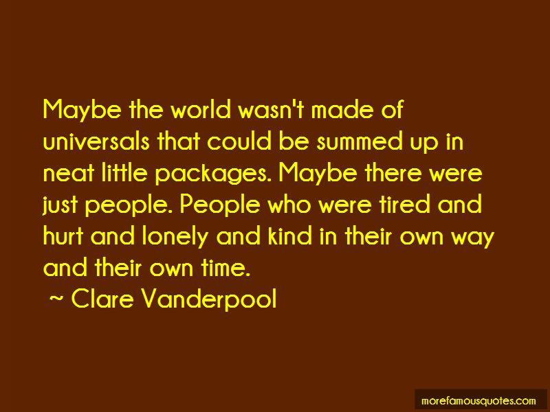 Clare Vanderpool Quotes Pictures 2
