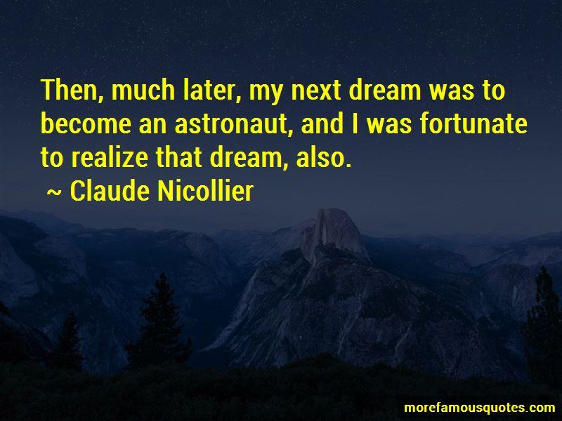 Claude Nicollier Quotes Pictures 2