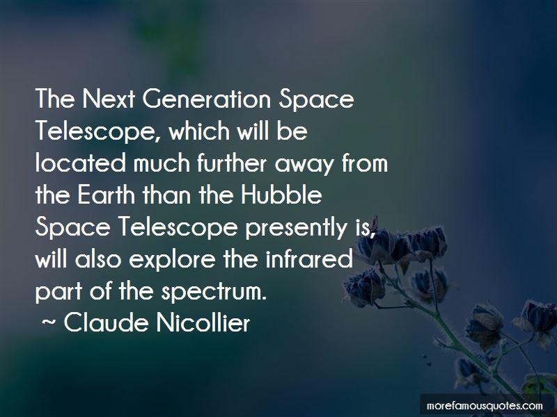 Claude Nicollier Quotes Pictures 4