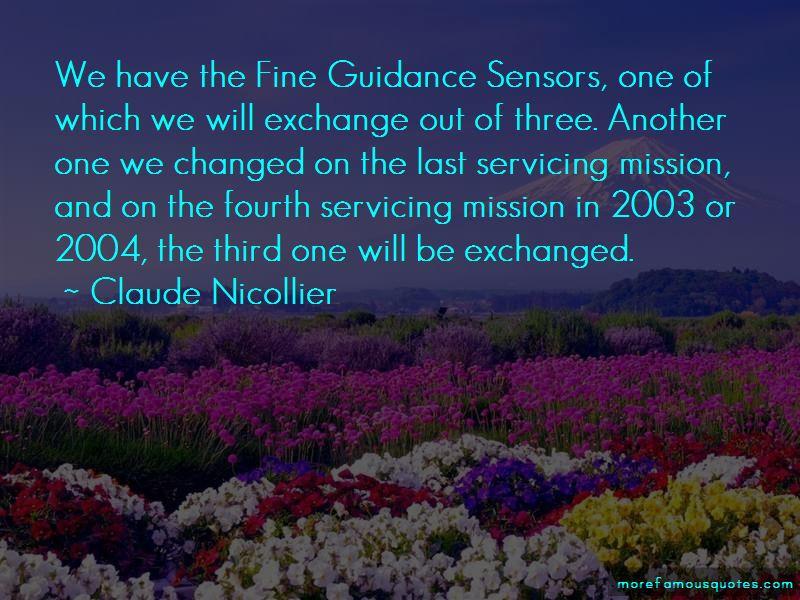Claude Nicollier Quotes
