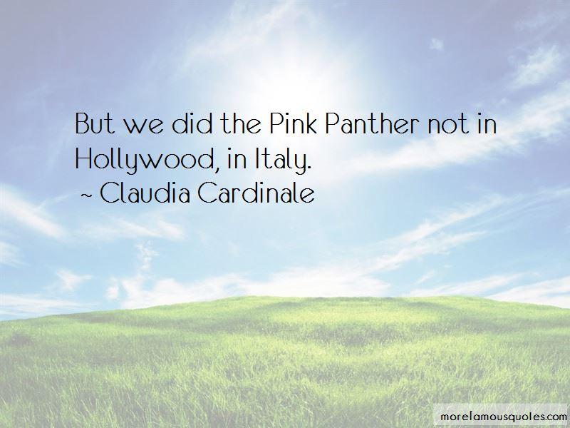 Claudia Cardinale Quotes Pictures 2