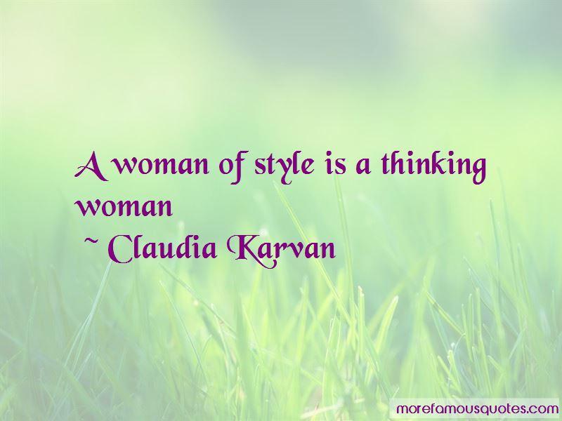 Claudia Karvan Quotes