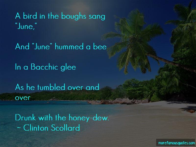 Clinton Scollard Quotes Pictures 4