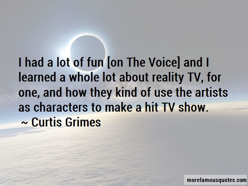 Curtis Grimes Quotes Pictures 4