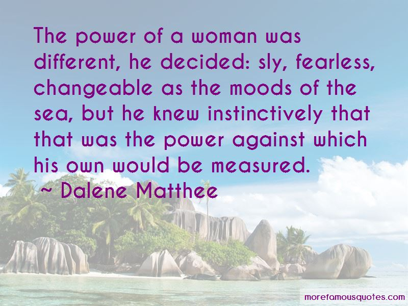 Dalene Matthee Quotes Pictures 2