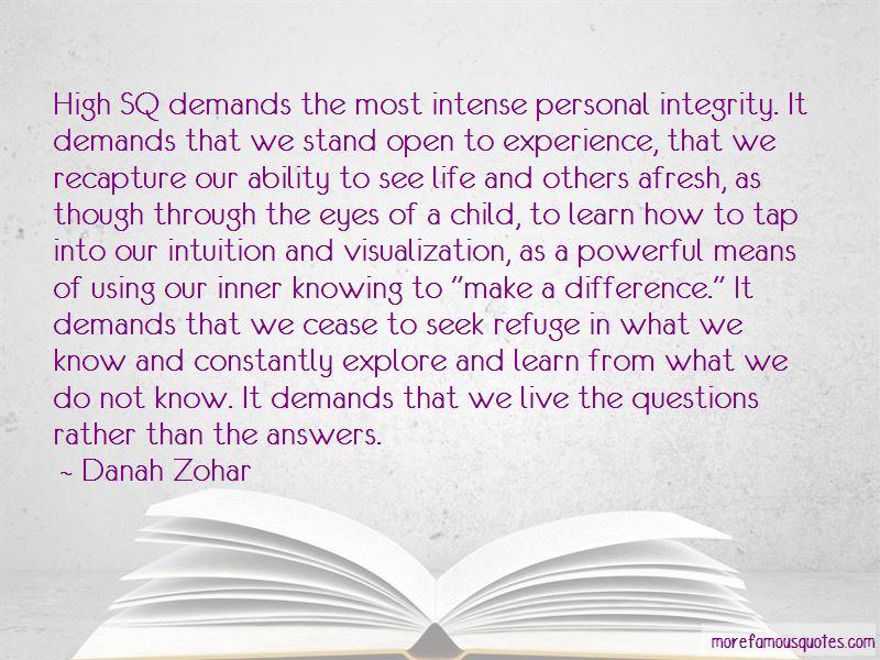 Danah Zohar Quotes Pictures 2