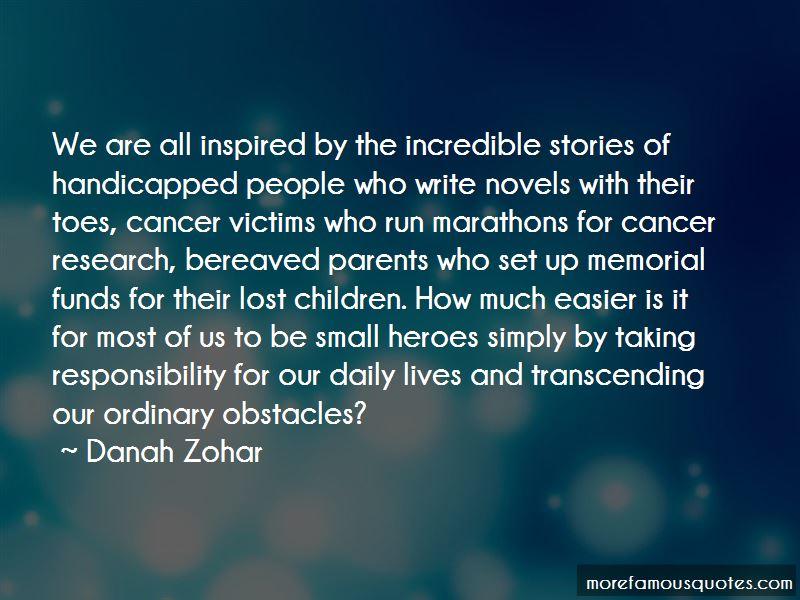 Danah Zohar Quotes