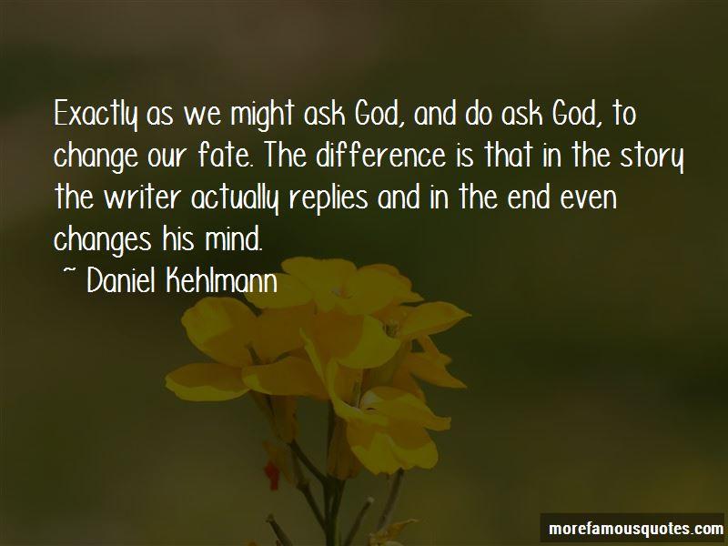 Daniel Kehlmann Quotes Pictures 2