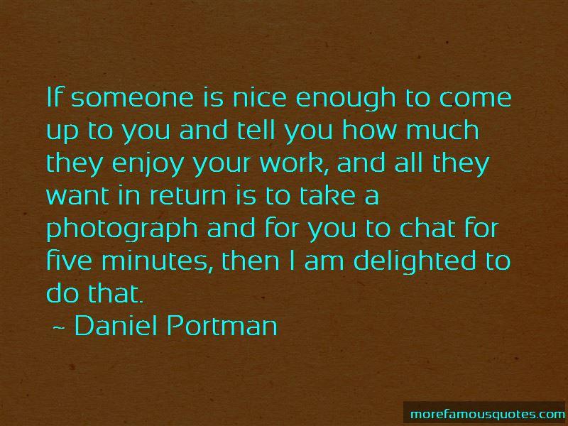 Daniel Portman Quotes Pictures 3