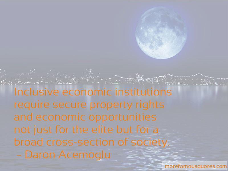 Daron Acemoglu Quotes