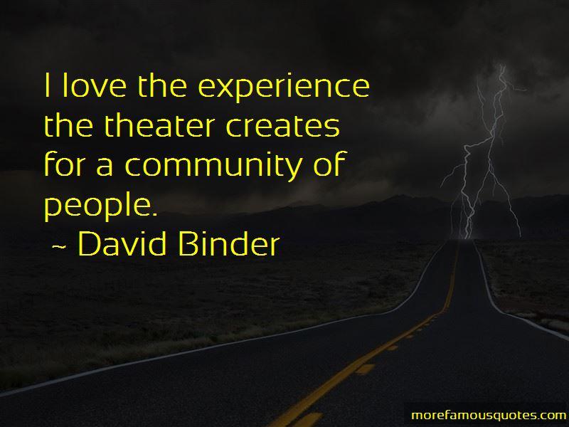 David Binder Quotes Pictures 2