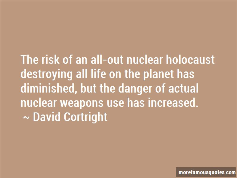 David Cortright Quotes Pictures 3