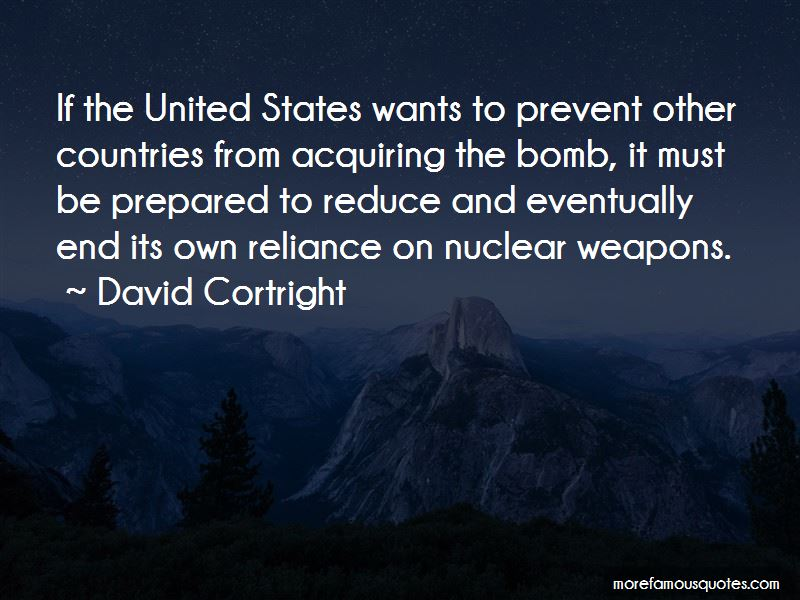 David Cortright Quotes