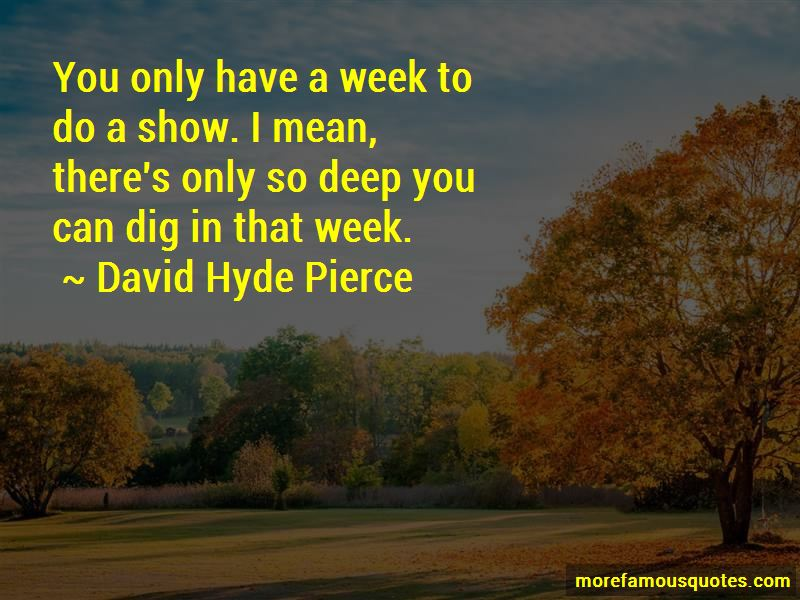 David Hyde Pierce Quotes Pictures 2