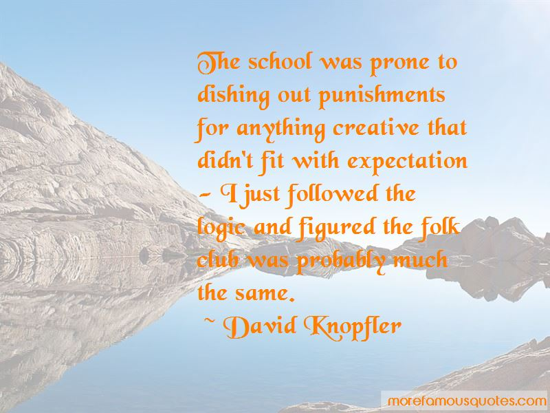 David Knopfler Quotes Pictures 2